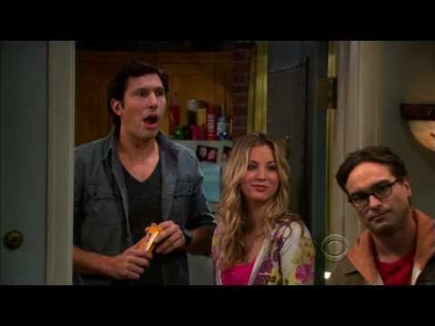 HD The Big Bang Theory - Who`s smarter dolphins or Zack?