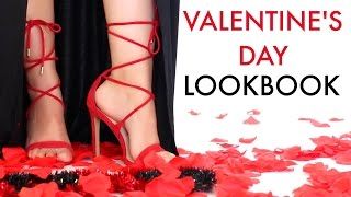 Valentine's Day LookBook/Ideas 2016| BeautyyBird