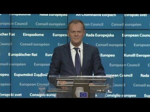 EU President: Neither Britain or EU can survive alone