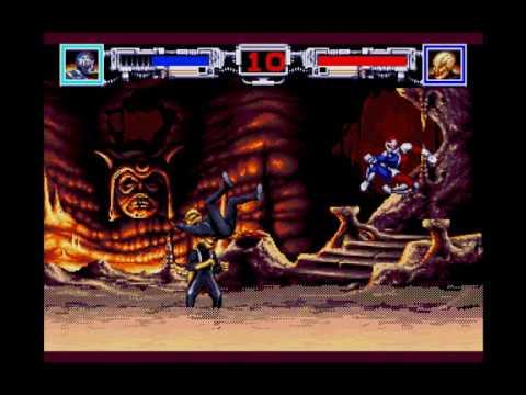 VR Troopers (Sega Genesis) - Part 1