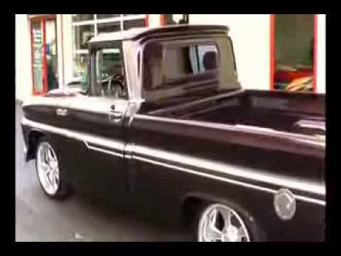 1963 Chevy Pro Touring Show Truck For Sale Youtube