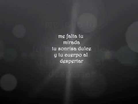 zoe - paula (unplugged) con letra