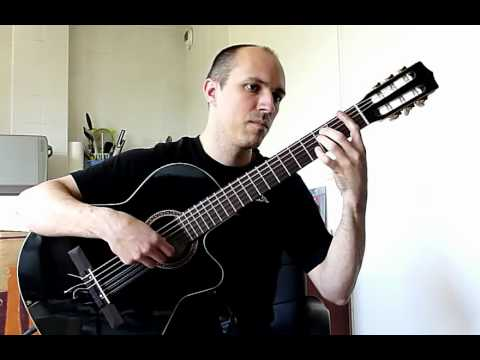 noir love guitare classique youtube. Black Bedroom Furniture Sets. Home Design Ideas