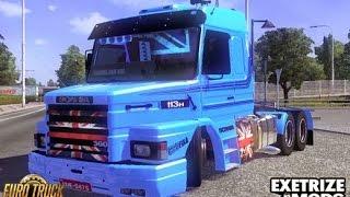 #2015 Atualizado - Pack de +20 Caminhões Tops p/ Euro Truck Simulator 2!