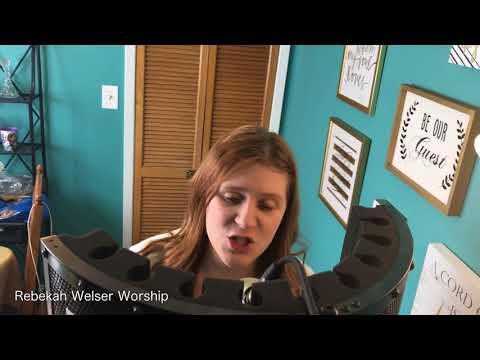 """Rebekah Welser Worship -- """"Glorious"""" by Bryan and Katie Torwalt"""