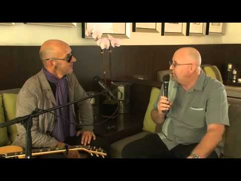 Simon Townshend Interview (Fall 2012 - Part 1)