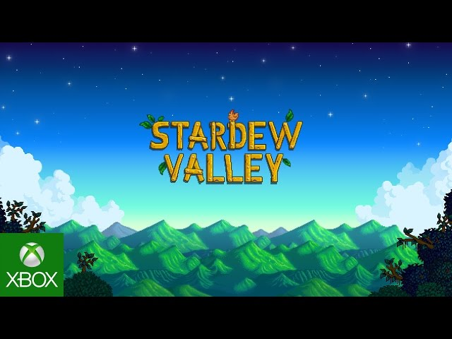 Stardew Valley Xbox One Trailer