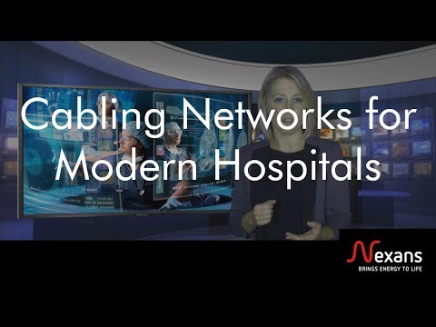 Cabling Networks for Modern Hospitals - January 2016