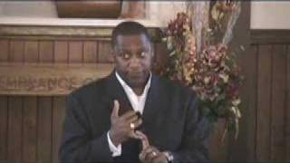 3 ORIGINAL GOALS OF THE BLACK CHURCH - By Dr. Larry VanHook