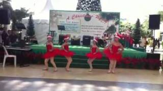 My Christmas ~ Ballet dance performance @ Straits Quay Pg