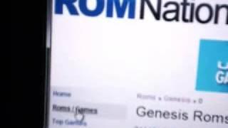 Roms de Genesis4iphone sur son ipod touch 2.0 et plus