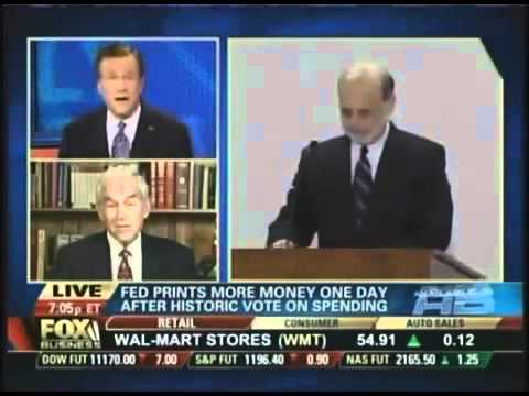 Ron Paul and Rand Paul to launch new campaign against the Federal Reserve