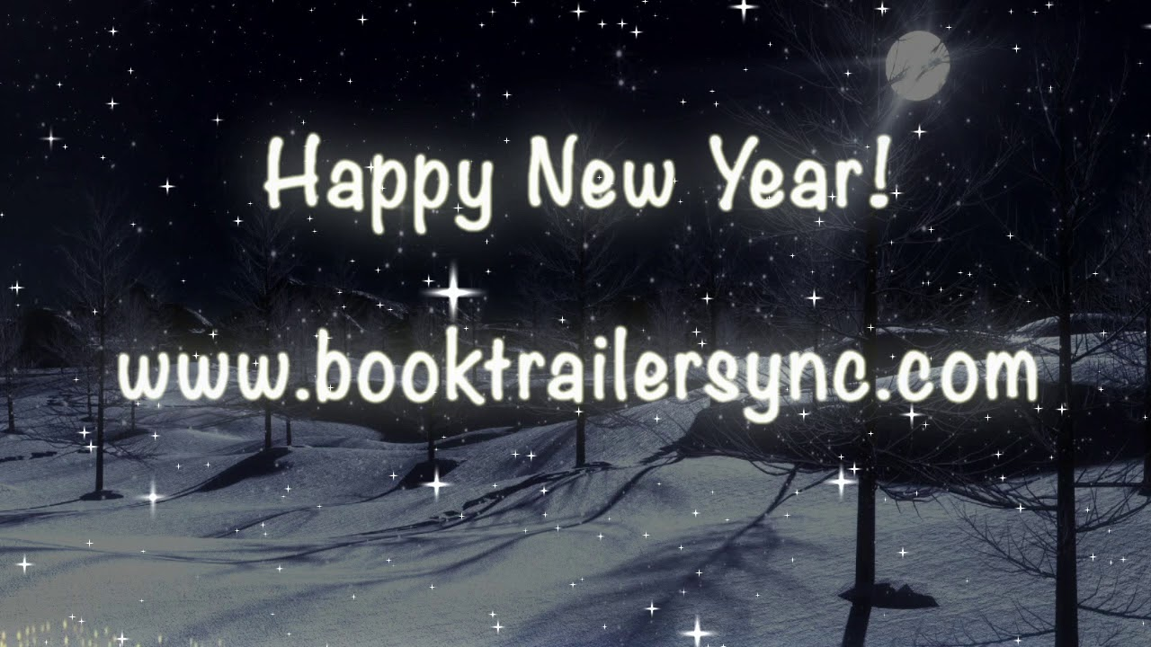 Happy 2019 from Book Trailer Sync!
