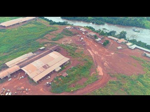 LA FORALAC EN DRONE   République du Congo – Afrique Centrale