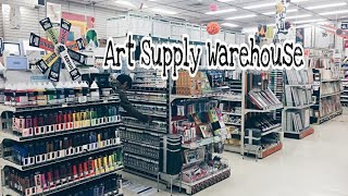 ART SUPPLY WAREHOUSE