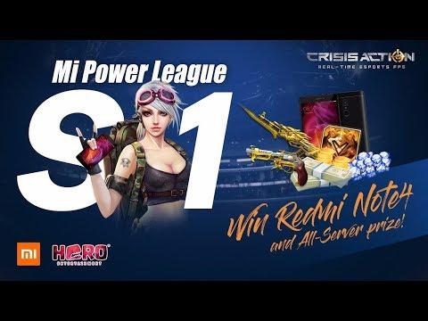 Mi-Power League S1 CREATOR D Final Windy Keong vs KE Nekat