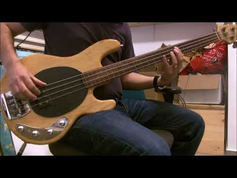 Pearl Jam - Alive - Bass