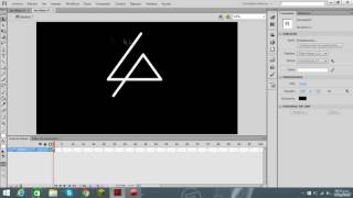 How to make Linkin Park logo l Adobe Flash Cs6