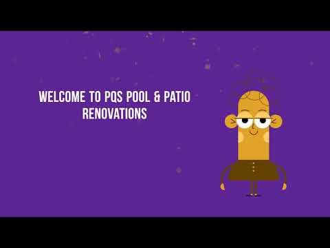 PQS Pool & Patio Renovations : Patio Screen Enclosure