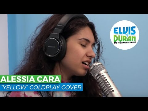 "Alessia Cara - ""Yellow"" Coldplay Acoustic Cover 