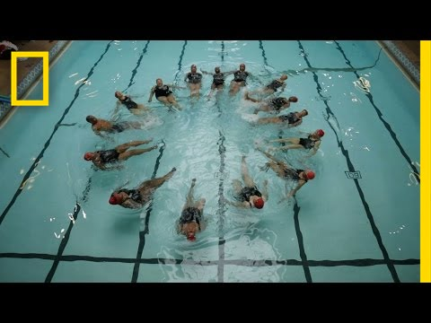 This Senior-Citizen Synchronized Swim Team Will Make Your Day  Short Film Showcase