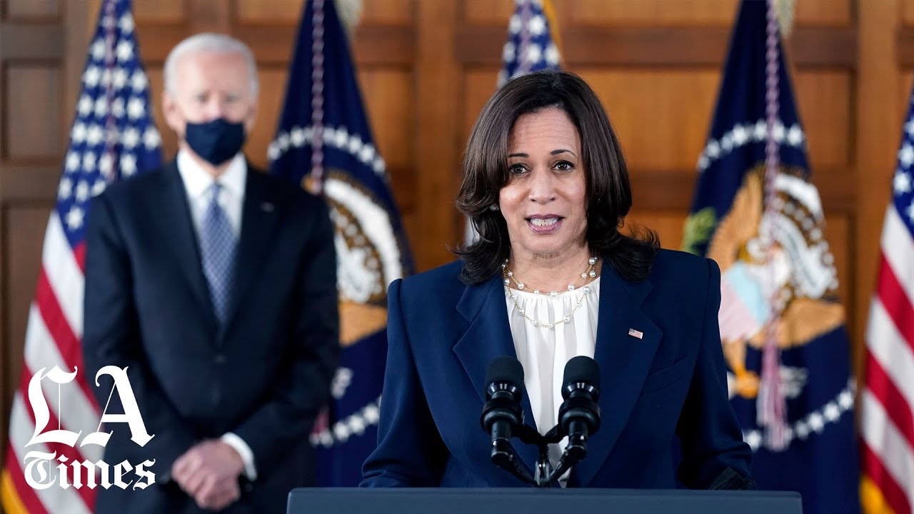 Vice President Kamala Harris Will Lead Response to Migrant Issue ...