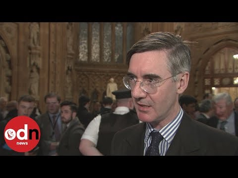 Jacob Rees-Mogg on government's historic Brexit defeat
