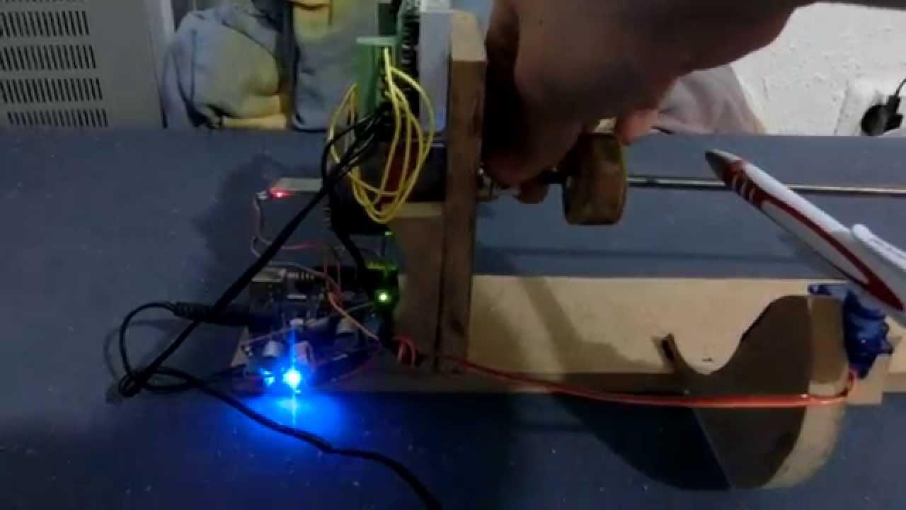 Diy coild winder prototype arduino android app youtube
