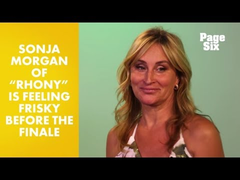 Sonja Morgan spills on Luann de Lesseps' divorce  Page Six