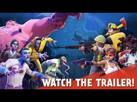 World Zombination - Gameplay Trailer