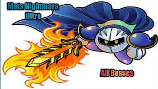 Kirby super star ultra android: Meta Nightmare level 5