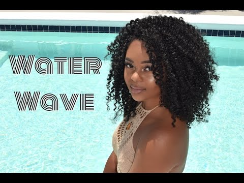 Long Lasting Crochet Braids | Water Wave Review