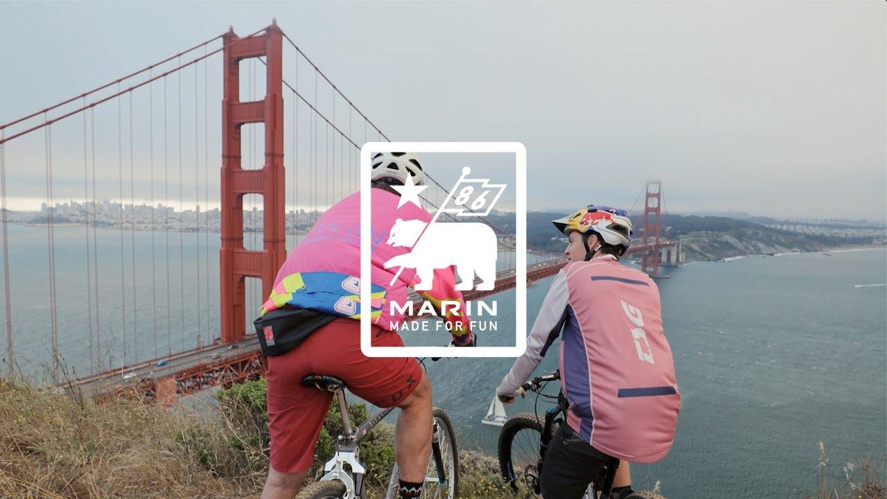 Marin Bikes - Made for Fun