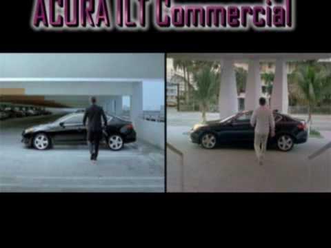 Acura ILX Commercial Song