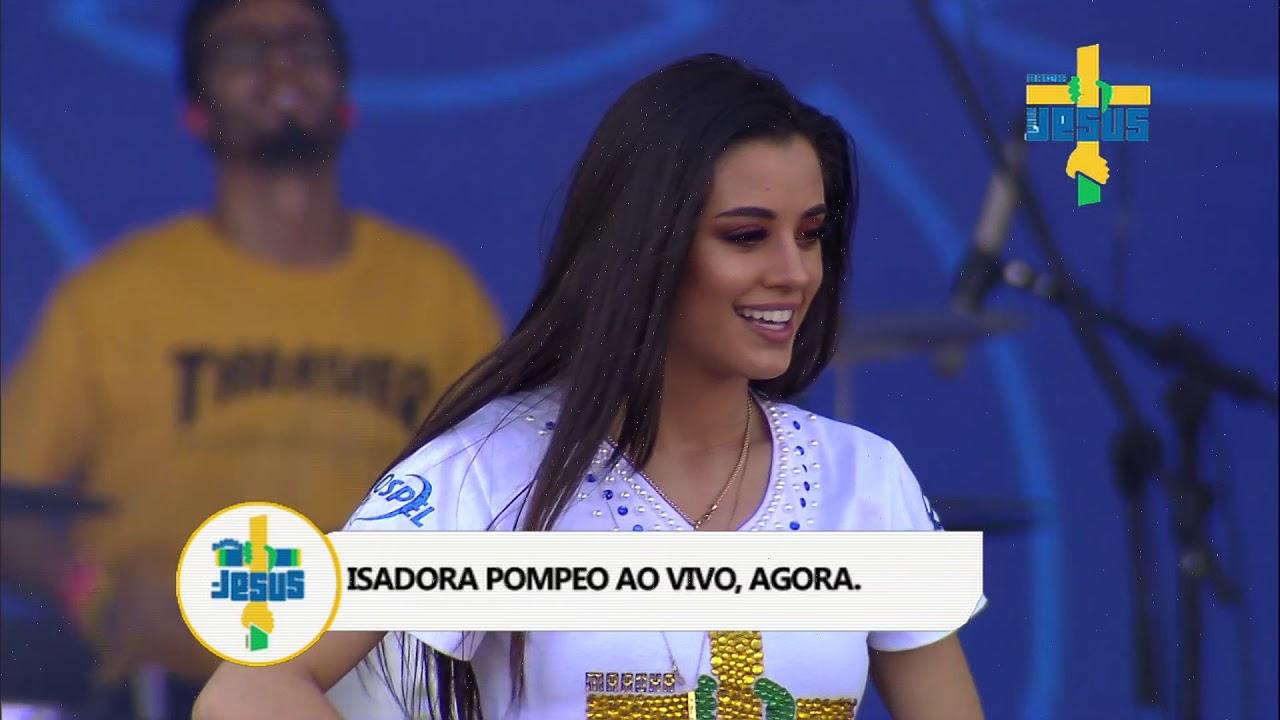 #MARCHA2019|| SHOW ISADORA POMPEO