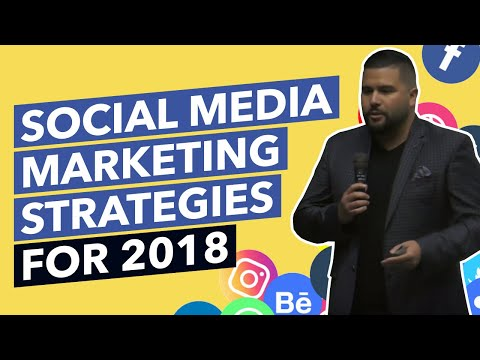 Social Media Marketing Strategies for 2018 (Jacksonville, Fl