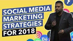 Social Media Marketing Strategies for 2018 (Jacksonville, Florida)