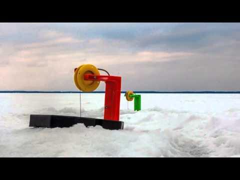 Great Getaways: Ice Fishing [Houghton Lake MI]