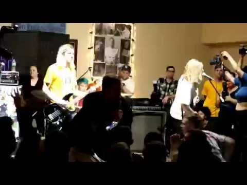 Angel Du$t at St. Stephens Church 10/29/16 Turnstile Record Release
