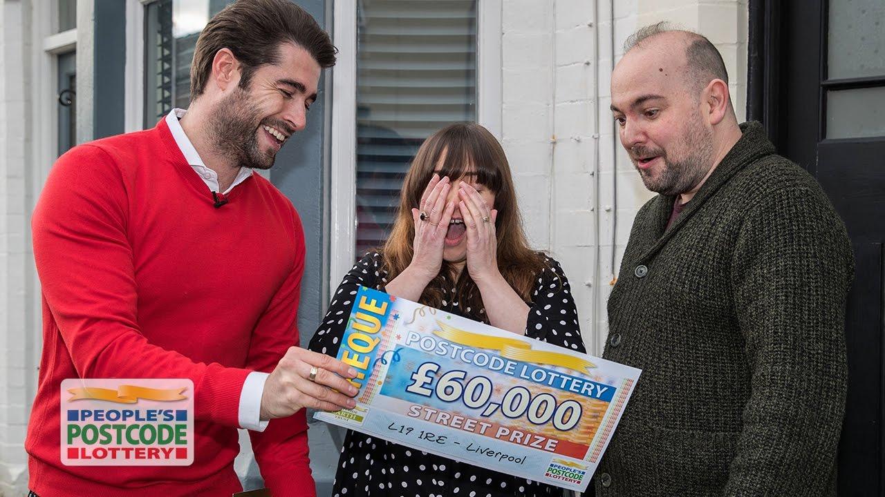 Lavish Living for Liverpool Winners | People's Postcode Lottery