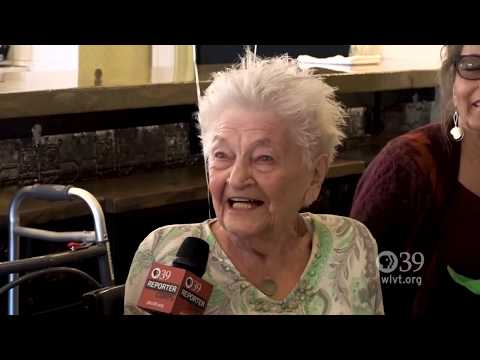 Longtime Colonial School District employee turns 100