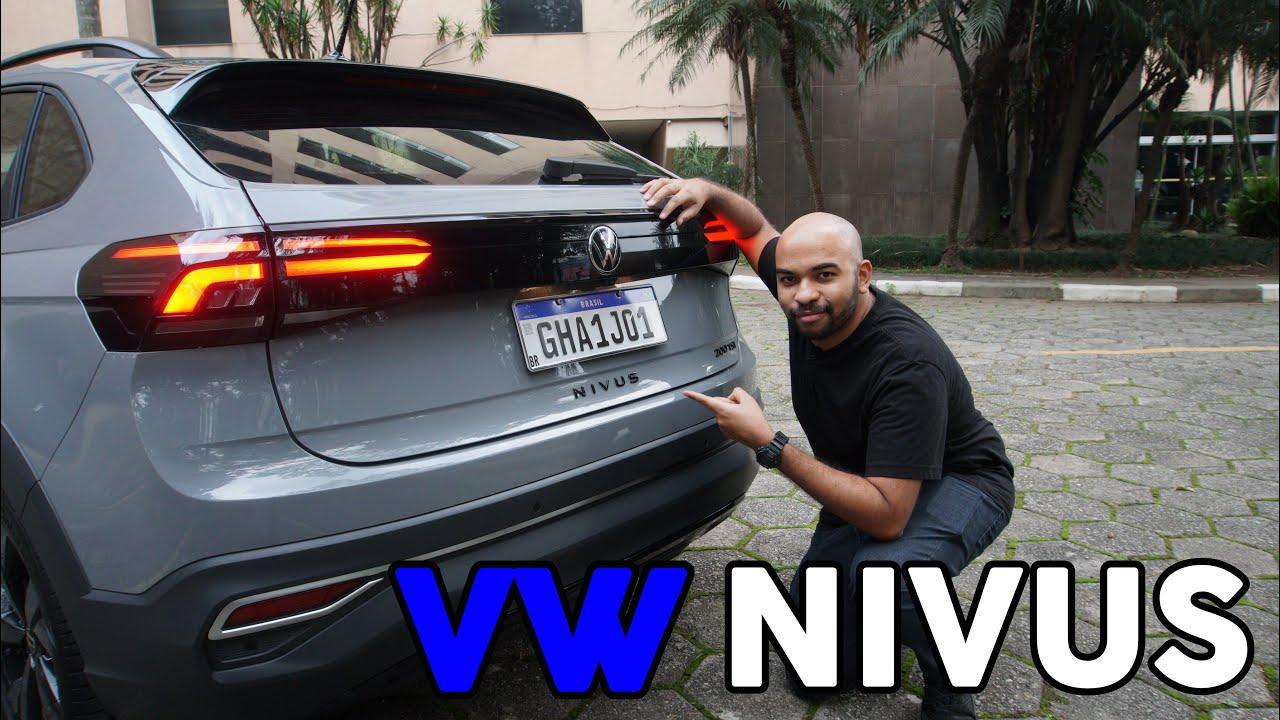 VW Nivus tem identidade própria ou é um Polo grande?