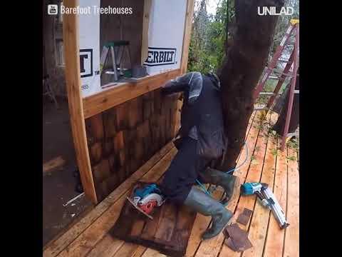 UNILAD Tech   Amazing work! ⚒ 👏 Barefoot builders