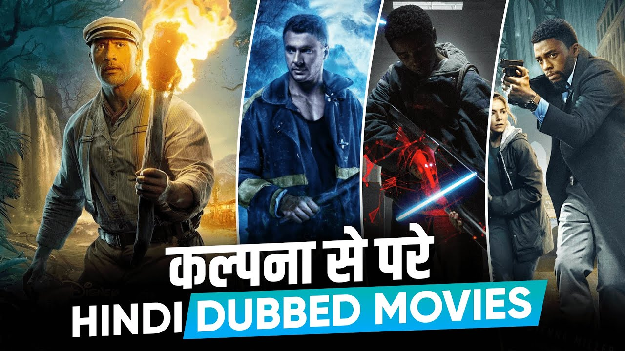 Download TOP 10 Best & New Hindi Dubbed Hollywood Movies | Moviesbolt
