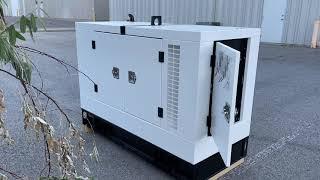 Yanmar 12 kW Diesel Generator