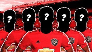 Manchester United Target 5 MAJOR Signings For January! | Transfer Talk