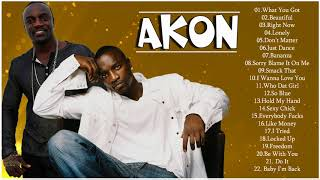 [101.32 MB] Akon Best Songs - Akon Greatest Hits Full Album 2018