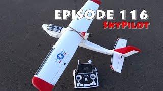 Sky Pilot TS839 FPV Plane