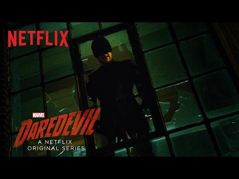 Marvel's Daredevil | Teaser Trailer | Netflix