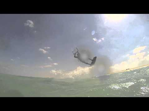 Kitesurfing In Qatar, With Some Slow Motion Thrown In!